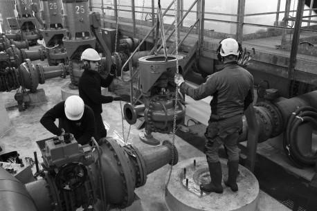 Fotografo industriale