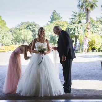Fotografo di matrimonio a Pordenone.