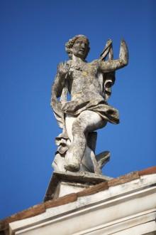 Fotografo statue musei belle arti quadri architettura
