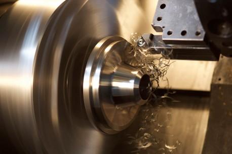 Fotografo industriale per acciaio lavorazioni industriali