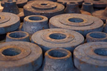Fotografo tutta italia industria acciaio lavorati