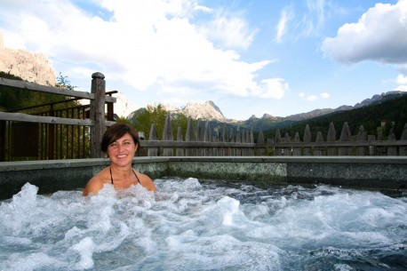 Hotels centri benessere saune alta badia fotografo professionista